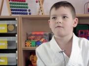 Dawid - Niepublicznego Przedszkola Kubuś Puchatek