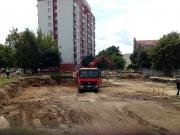 ul. Strzelecka - lipiec 2017