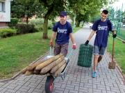 Wakacyjna Praca dla Młodych w Głogowie 2015 rok