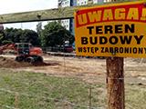 Prace przy ul. Strzeleckiej w Głogowie nabierają tempa