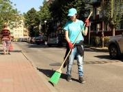 Półmetek Wakacyjnej Pracy dla Młodych w Głogowie