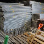 Do sprzedaży rusztowanie ramowe stalowe produkcji Altrad-Mostostal Sp. z o.o.
