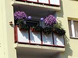 Balkony, które cieszą oko