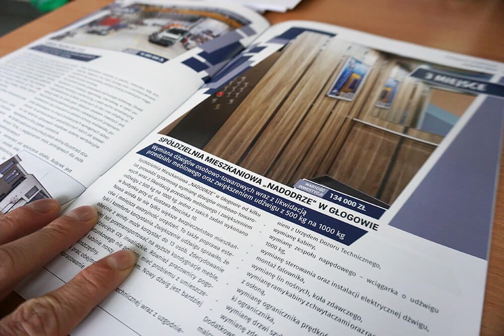 Nagroda za remonty wind dla Spółdzielni Mieszkaniowej w Głogowie