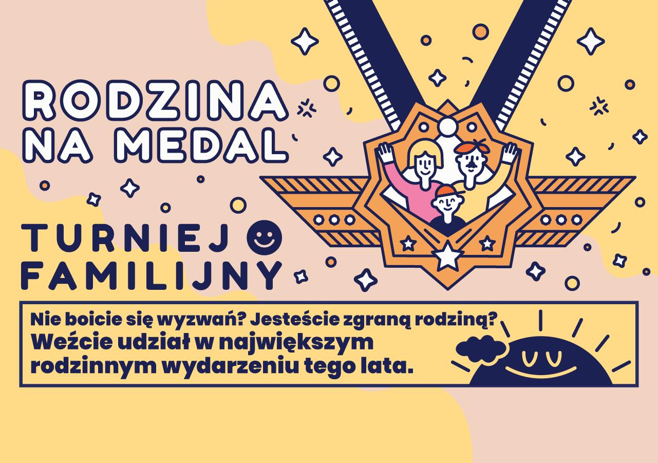 Rodzina na Medal - Turniej Familijny