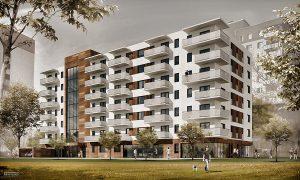 Nowe mieszkania w centrum Głogowa