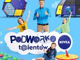 Razem zbudujmy Podwórko Talentów Nivea na osiedlu Piastów Śląskich.