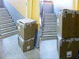 Spółdzielnia może usunąć z klatek schodowych przedmioty należące do lokatorów