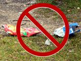Nie wyrzucajmy śmieci przez okna!