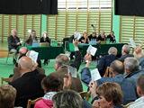 """Walne Zgromadzenie Członków Spółdzielni Mieszkaniowej """"Nadodrze"""" w Głogowie"""