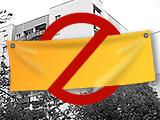 Zakaz samowolnego rozwieszania plakatów
